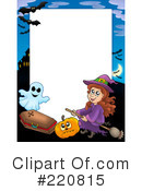 Halloween Clipart #220815 by visekart