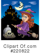 Halloween Clipart #220822 by visekart