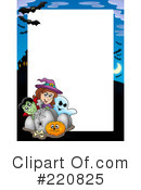 Halloween Clipart #220825 by visekart