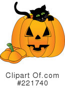 Halloween Clipart #221740 by Pams Clipart