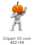 Halloween Clipart #22188 by KJ Pargeter