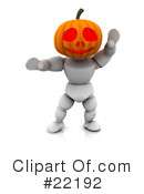 Halloween Clipart #22192 by KJ Pargeter
