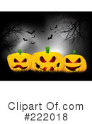 Halloween Clipart #222018 by KJ Pargeter