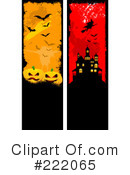 Halloween Clipart #222065 by KJ Pargeter