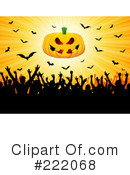 Halloween Clipart #222068 by KJ Pargeter