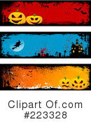 Halloween Clipart #223328 by KJ Pargeter