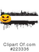 Halloween Clipart #223336 by KJ Pargeter