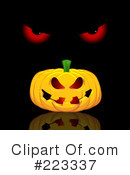 Halloween Clipart #223337 by KJ Pargeter