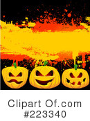 Halloween Clipart #223340 by KJ Pargeter