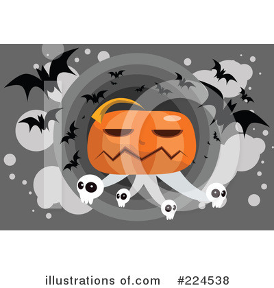 Pumpkin Clipart #224538 by mayawizard101