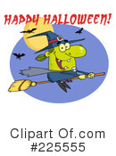 Halloween Clipart #225555 by Hit Toon