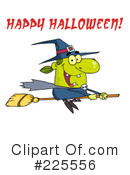 Halloween Clipart #225556 by Hit Toon