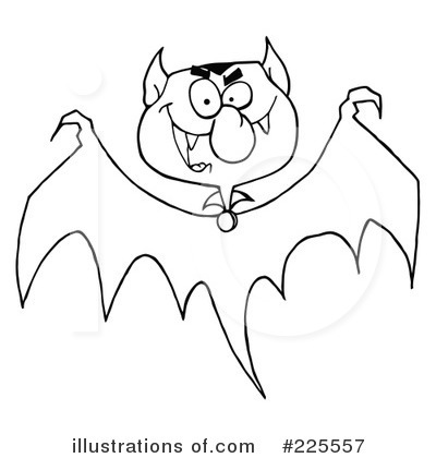 Vampire Clipart #225557 by Hit Toon