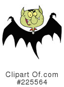 Royalty-Free (RF) Halloween Clipart Illustration #225564