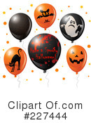 Halloween Clipart #227444 by Pushkin