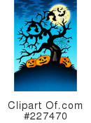 Halloween Clipart #227470 by visekart