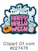 Halloween Clipart #227476 by visekart