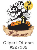 Halloween Clipart #227502 by visekart