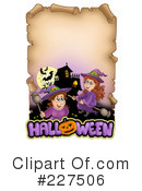 Halloween Clipart #227506 by visekart