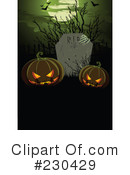 Halloween Clipart #230429 by Pushkin