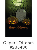 Halloween Clipart #230430 by Pushkin