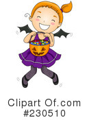 Halloween Clipart #230510 by BNP Design Studio