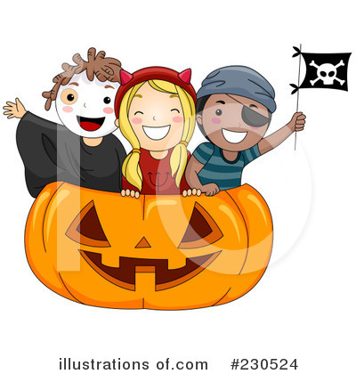 Pirate Clipart #230524 by BNP Design Studio