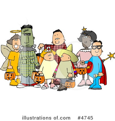 Halloween Clipart #4745 by djart