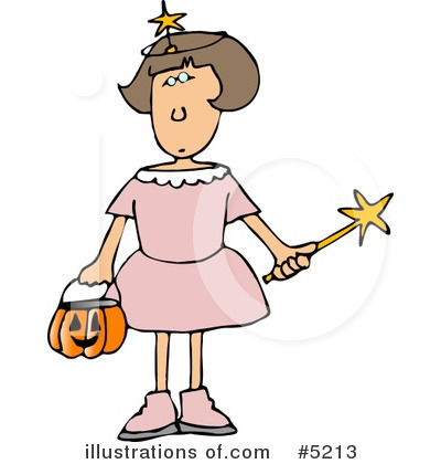 Fairy Godmother Clipart #5213 by djart