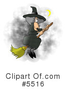 Royalty-Free (RF) Halloween Clipart Illustration #5516