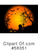 Halloween Clipart #58351 by KJ Pargeter