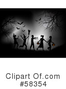 Halloween Clipart #58354 by KJ Pargeter