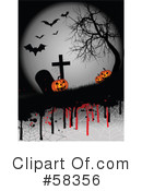 Halloween Clipart #58356 by KJ Pargeter