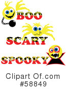 Halloween Clipart #58849 by kaycee