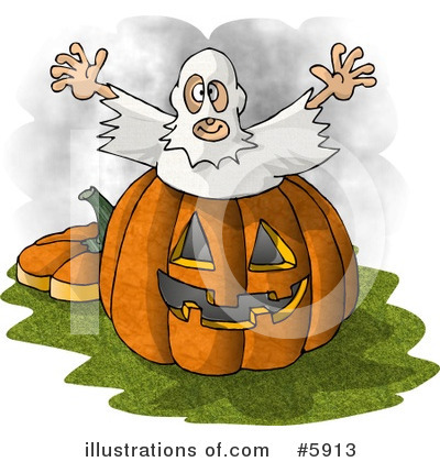 Pumpkin Clipart #5913 by djart