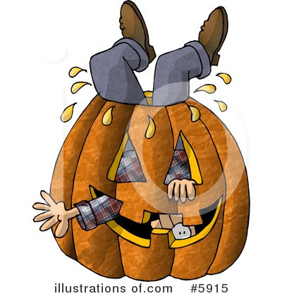 Pumpkin Clipart #5915 by djart