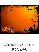 Halloween Clipart #59240 by KJ Pargeter