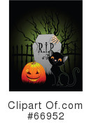 Halloween Clipart #66952 by Pushkin