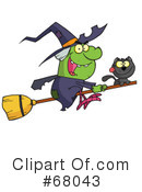 Halloween Clipart #68043 by Hit Toon
