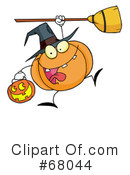Halloween Clipart #68044 by Hit Toon