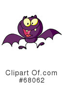 Royalty-Free (RF) Halloween Clipart Illustration #68062