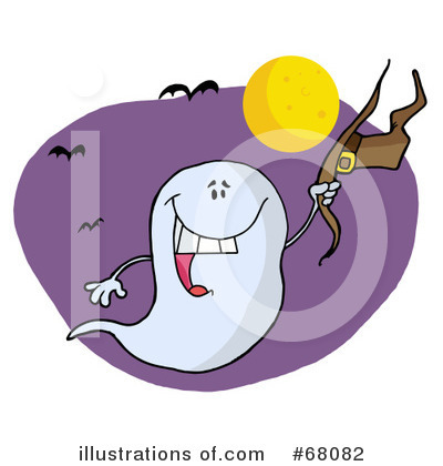 Ghost Clipart #68082 by Hit Toon