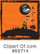 Halloween Clipart #69714 by MilsiArt