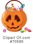 Halloween Clipart #70585 by Pushkin