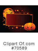 Halloween Clipart #70589 by Pushkin
