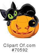 Halloween Clipart #70592 by Pushkin