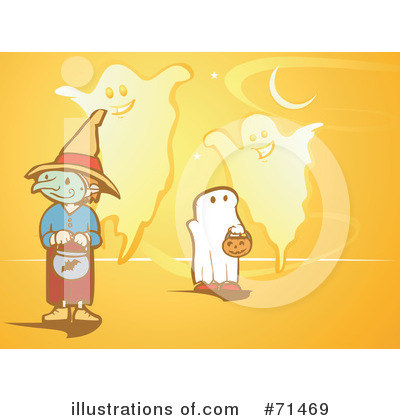 Witches Clipart #71469 by xunantunich