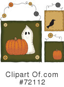 Halloween Clipart #72112 by inkgraphics