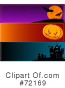Halloween Clipart #72169 by Pushkin