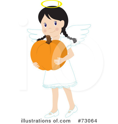 Angel Clipart #73064 by Rosie Piter